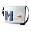 Personalizza la tua Guareschi media messenger in pvc