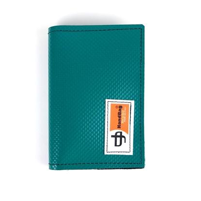 Poe portafoglio verde HandBag