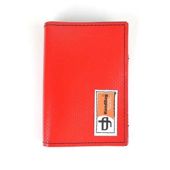 Poe Portafoglio rosso HandBag