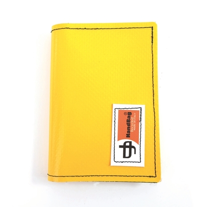 Poe Portafoglio giallo HandBag