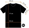T-shirt HandBag misure