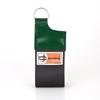 Andersen Portachiavi in plastica verde scuro Handbag