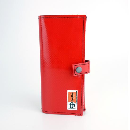Doody rosso portafogli da donna HandBag