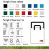 personalizza la tua shopper Banana Custom Bag HandBag Spazio14