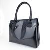 Vargas nera, borsa da donna in plastica, HandBag borsa lavabile, borsa personalizzabile