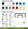 Blixen Maxi personalizzata, bagaglio a mano, HandBag Italy