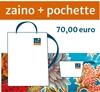 Zaino e pochette, bustina spiaggia, borsa spiaggia insieme Sun's Bag HandBagitaly